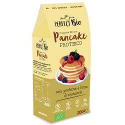 Πρωτεϊνικό Μείγμα για Pancakes - Χωρίς Ζάχαρη (200γρ) Perfect Bio