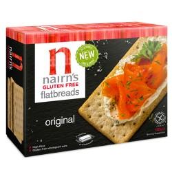 Κράκερς Βρώμης Φυσική Γεύση - Χωρίς Γλουτένη (150γρ) Nairn's