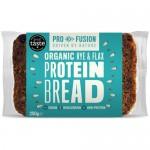 Ψωμί Πρωτεΐνης με Σίκαλη & Λιναρόσπορο'Protein Bread' (250γρ) Profusion