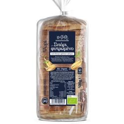 Ψωμί για Τόστ με Φύτρο Σιταριού (400γρ) Sottolestelle