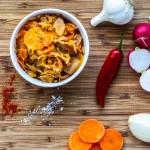 Κίμτσι Λαχανικών - Ωμό & Φυσικής Ζύμωσης (500gr) Loving Foods