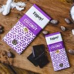 Vegan Σοκολάτα με Καρύδα (70γρ) Enjoy!