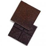Keto Μαύρη Σοκολάτα με MCTs & Καφέ - Χωρίς Γλουτένη/Ζάχαρη (50γρ) Funky Fat Choc