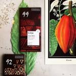 Σοκολάτα Μαύρη με 99% Kακάο Παναμά (80γρ) Vivani