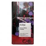 Μαύρη Σοκολάτα με γέμιση Φραγκοστάφυλο (100γρ) Vivani