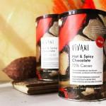 Τρίμμα Μαύρης Σοκολάτας με Κανέλα κ' Τσίλι για Ρόφημα/Γαρνίρισμα  (280γρ) Vivani