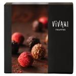 Τρουφάκια Σοκολάτας σε Συσκευασία Δώρου (100γρ) Vivani