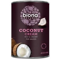 Κρέμα Καρύδας (400ml) Biona