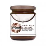 Βούτυρο Καρύδας με Σοκολάτα 'Cocobella' (250γρ) Βiona
