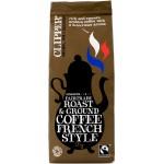 Fairtrade Καφές Φίλτρου Arabica - Γαλλικός (227γρ) Clipper
