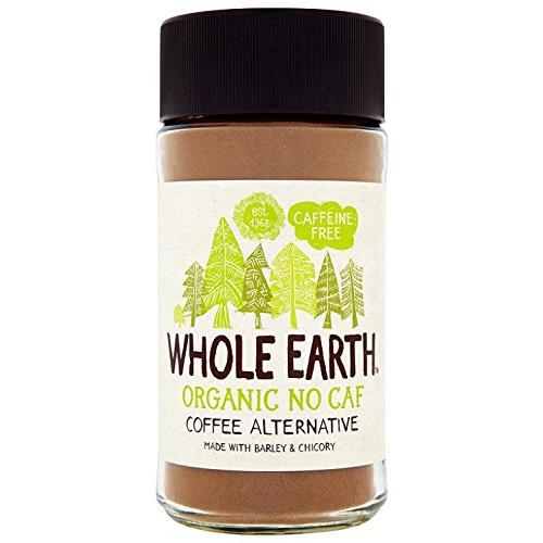 No Caf! Υποκατάστατο Καφέ Xωρίς Καφεΐνη με Κριθάρι & Κιχώριο (100γρ) Whole Earth
