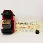 Κάψουλες Βιολογικού Καφέ Εσπρέσο 'Κολομβία' (10τμχ) Buon Cafe