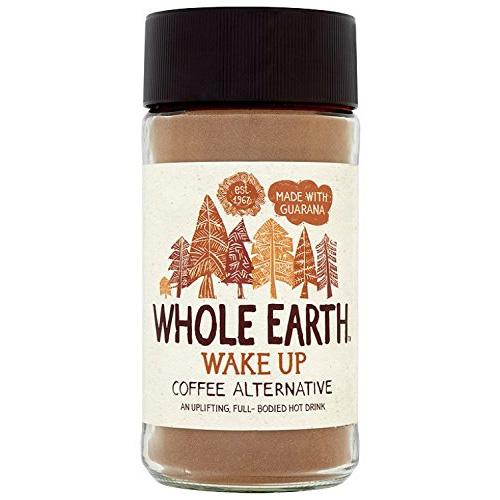 Wake Up! Υποκατάστατο Καφέ με Κριθάρι & Γκουαρανά (125γρ) Whole Earth