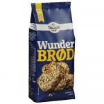 Μείγμα για Ψωμί Πολύσπορο 'Wunder Brod' - Χωρίς Αλεύρι/Γλουτένη (600γρ) Bauckhof