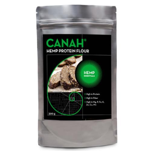 Αλεύρι από Σπόρους Κάνναβης (300γρ) Canah