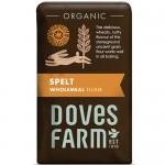 Αλεύρι Σιταριού Σπελτ Ολικής Πετροαλεσμένο (1kg) Doves Farm