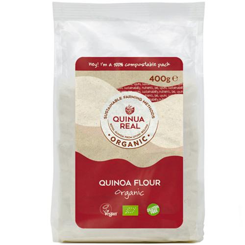 Αλεύρι από Βασιλική Κινόα (400γρ) Quinua Real