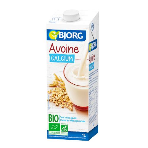 Ρόφημα Βρώμης με Ασβέστιο Χωρίς Ζάχαρη (1λτ) Bjorg
