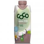 Γάλα Καρύδας με Κακάο - Χωρίς Ζάχαρη (330ml) Dr. Martins
