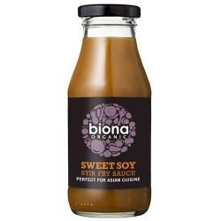 'Ετοιμη Γλυκιά Σάλτσας Σογιάς για Stir-Fry (240ml) Biona