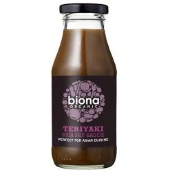 'Ετοιμη Σάλτσα Teriyaki για Stir-Fry (240ml) Biona