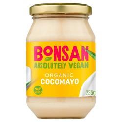 Vegan Μαγιονέζα με Λάδι Καρύδας 'Cocomayo' (235γρ) Bonsan