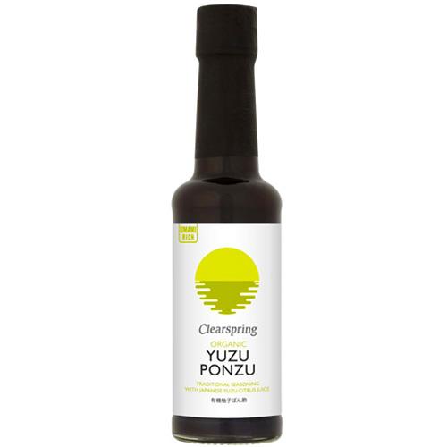 Σάλτσα Σόγιας με Εσπεριδοειδή 'Yuzu Ponzu' (150ml) Clearspring