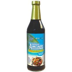 Σως Καρύδας 'Coconut Aminos' - Χωρίς Γλουτένη (237ml) Coconut Aminos