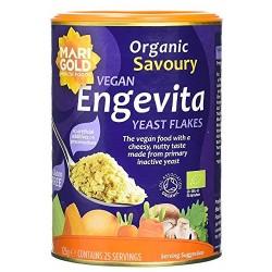 Διατροφική Μαγιά σε Νιφάδες Engevita (125gr) Marigold Health Foods