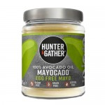 Vegan/Keto Μαγιονέζα με Λάδι Αβοκάντο 'Mayocado' - Χωρίς Γλουτένη/Ζάχαρη (175γρ) Hunter & Gather