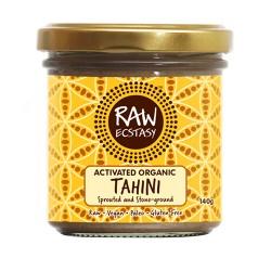 Vegan Ωμό Ενεργοποιημένo Ταχίνι (140γρ) Raw Ecstasy