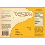 Ωμή Διατροφική Μαγιά Rawmesan 'Original' (114gr) Gopal's