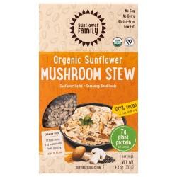 Vegan Κιμάς από Ηλιόσπορο με γεύση 'Μανιτάρι' (131γρ) Sunflower Family