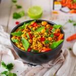 Vegan Κιμάς από Ηλιόσπορο με γεύση 'Ταυλανδέζικο Κάρυ' (112γρ) Sunflower Family