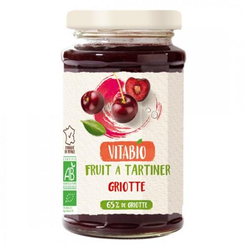 Επάλειμμα Ξινοκέρασο - Χωρίς Προσθήκη Ζάχαρης (290γρ) Vitabio