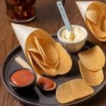 Πατατάκια 'Curvies' Γεύση Πάπρικα - Χωρίς Γλουτένη (170γρ) Dr. Schar
