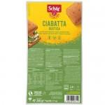 Ψωμάκια Τσιαπάτα με Φαγόπυρο 'Ciabatta Rustica' Χωρίς Γλουτένη/Λακτόζη (200γρ) Dr. Schar