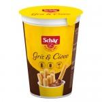 Κριτσινάκια με Κρέμα Κακάο 'Gris & Ciocc' Χωρίς Γλουτένη/Χωρίς Λακτόζη (52γρ) Dr. Schar