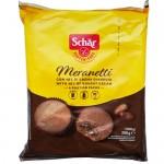Κεκάκια Σοκολάτας με Γέμιση Τζιαντούγια 'Meranetti' Χωρίς Γλουτένη/Λακτόζη (4x50γρ) Schar