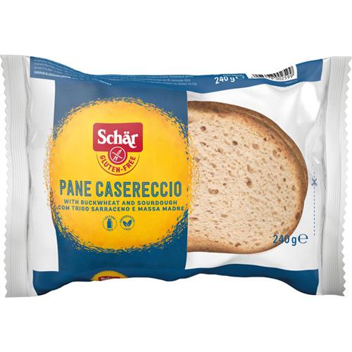 Χωριάτικο Ψωμί 'Casereccio' Χωρίς Γλουτένη/Λακτόζη (240γρ) Dr. Schar
