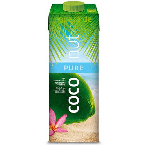 Νερό Καρύδας (1L) Aqua Verde