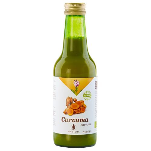 100% Xυμός Κουρκουμά (250ml) Martera