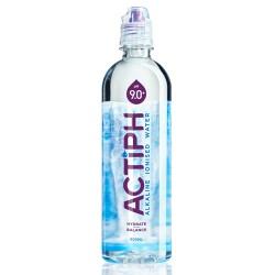 Αλκαλικό-Ιονισμένο Νερό με pH 9 & Ηλεκτρολύτες (600ml) ActiPH