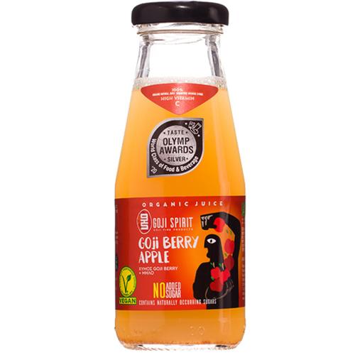 Φυσικός Χυμός Μήλο & Goji (200ml) Goji Spirit