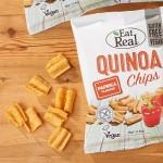 Τσιπς Κινόας με Πάπρικα - Χωρίς Γλουτένη (80γρ) Eat Real