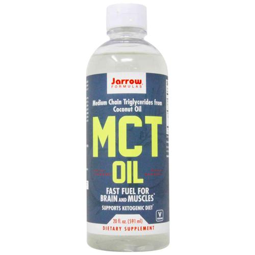 MCT Oil από Λάδι Καρύδας (591ml) Jarrow Formula