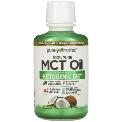 MCT Oil 100% Φυσικό (475ml) Purely Inspired