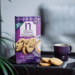 Μπισκότα Βρώμης με Μύρτιλλα & Ράσμπερι - Χωρίς Γλουτένη (160γρ) Nairn's