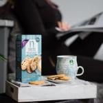Μπισκότα Βρώμης με Μαύρη Σοκολάτα & Καρύδα - Χωρίς Γλουτένη (160γρ) Nairn's