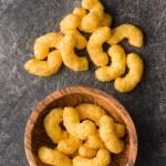 Γαριδάκια Καλαμπόκι & Φυστίκι - Χωρίς Γλουτένη (100γρ) Pural